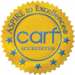 CARF logo (Commission on Accreditation of Rehabilitation Facilities)